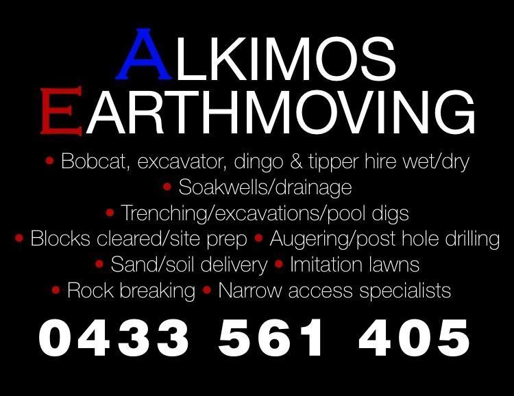 ALKIMOS EARTHMOVING