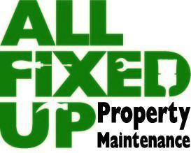 All Fixed Up Property Maintenance Handyman Looklocalwa