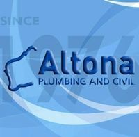 Altona Plumbing and Civil Company Logo by Altona Plumbing and Civil in Canning Vale WA
