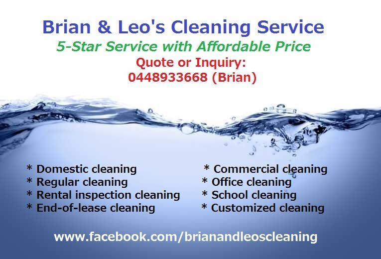brian amp leos cleaning services cleaning looklocalwa