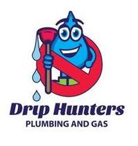 Drip Hunters Plumbing and Gas Company Logo by Drip Hunters Plumbing and Gas in Port Kennedy WA
