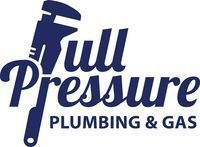 Full Pressure Plumbing & Gas Company Logo by Full Pressure Plumbing & Gas in Atwell WA