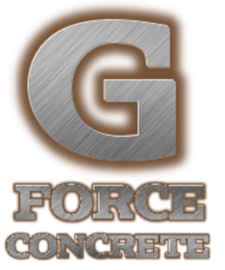 G Force Concrete Company Logo by G Force Concrete in Craigie WA