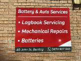 Battery and Auto Services