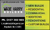 Wade Harry Builder