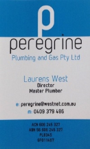Peregrine Plumbing and Gas