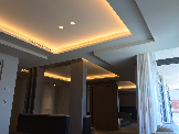 Pulsar ceilings & walls