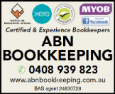 ABN BOOKKEEPING