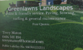 Greenlawns Landscapes