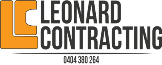 Leonard Contracting Company Logo by Leonard Contracting in Neerabup WA