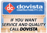 DOVISTA CONSTRUCTIONS PTY LTD