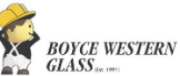 Boyce Western Glass