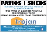 Trojan Patios and Sheds