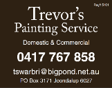 Trevors Painting Service
