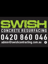 Swish Concrete Resurfacing