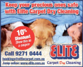 ELITE CARPET DRY CLEANING