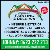 Professional Painting & Deco WA