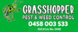 GRASSHOPPER PEST & WEED CONTROL
