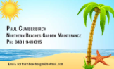 NORTHERN BEACHES GARDEN MAINTENANCE