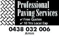 Professional Paving Services Company Logo by Professional Paving Services in PARKERVILLE WA