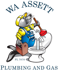 WA Assett Plumbing & Gas Pty Ltd Company Logo by WA Assett Plumbing & Gas Pty Ltd in Bayswater WA