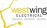 WestWing Electrical Company Logo by WestWing Electrical in Baldivis WA