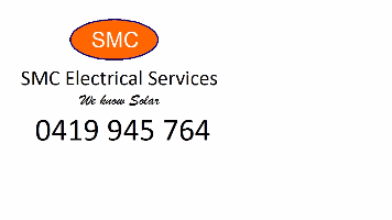 SMC Electrical Services Company Logo by SMC Electrical Services in Carine WA
