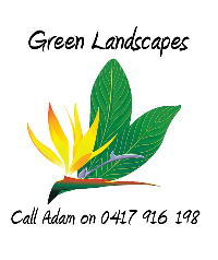 Green Landscapees Company Logo by Green Landscapees in Melville WA