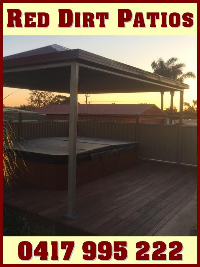 red dirt patios and maintenance Company Logo by red dirt patios and maintenance in North Coogee WA