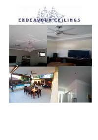 Endeavour Ceilings Company Logo by Endeavour Ceilings in North Perth WA