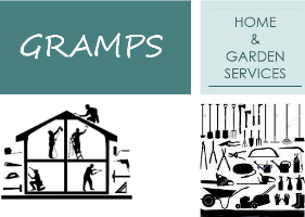 Gramps Home and Garden Services Company Logo by Gramps Home and Garden Services in Swan View WA
