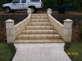 Michael's Stone Work Company Logo by Michael's Stone Work in Forrestfield WA