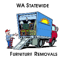 Delightful Business Logo; WA Statewide Furniture Removals Company Logo By WA Statewide  Furniture Removals In Osborne Park WA