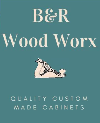 B&R Wood Worx Company Logo by B&R Wood Worx in Perth WA