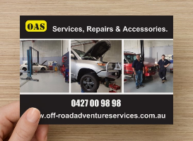 Off-Road Adventure Services Company Logo by Off-Road Adventure Services in Malaga WA