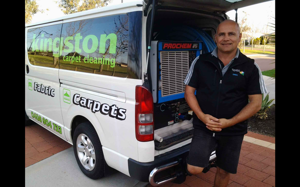 Tradie Kingston Carpet Cleaning  in Ellenbrook WA