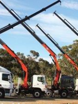 Tradie South Side Crane Trucks in Serpentine WA
