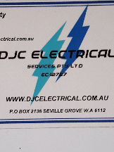 Tradie DJC Electrical Services PTY Ltd  in Seville Grove WA