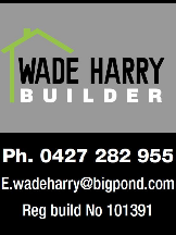 Tradie Wade Harry Builder in Stakehill WA