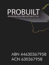 Tradie Probuilt wa building and construction  in Yanchep WA