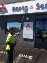 Tradie Skyemax Window Cleaning in Greenfields WA