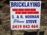 Tradie S & R Noonan Bricklaying in Bullsbrook WA