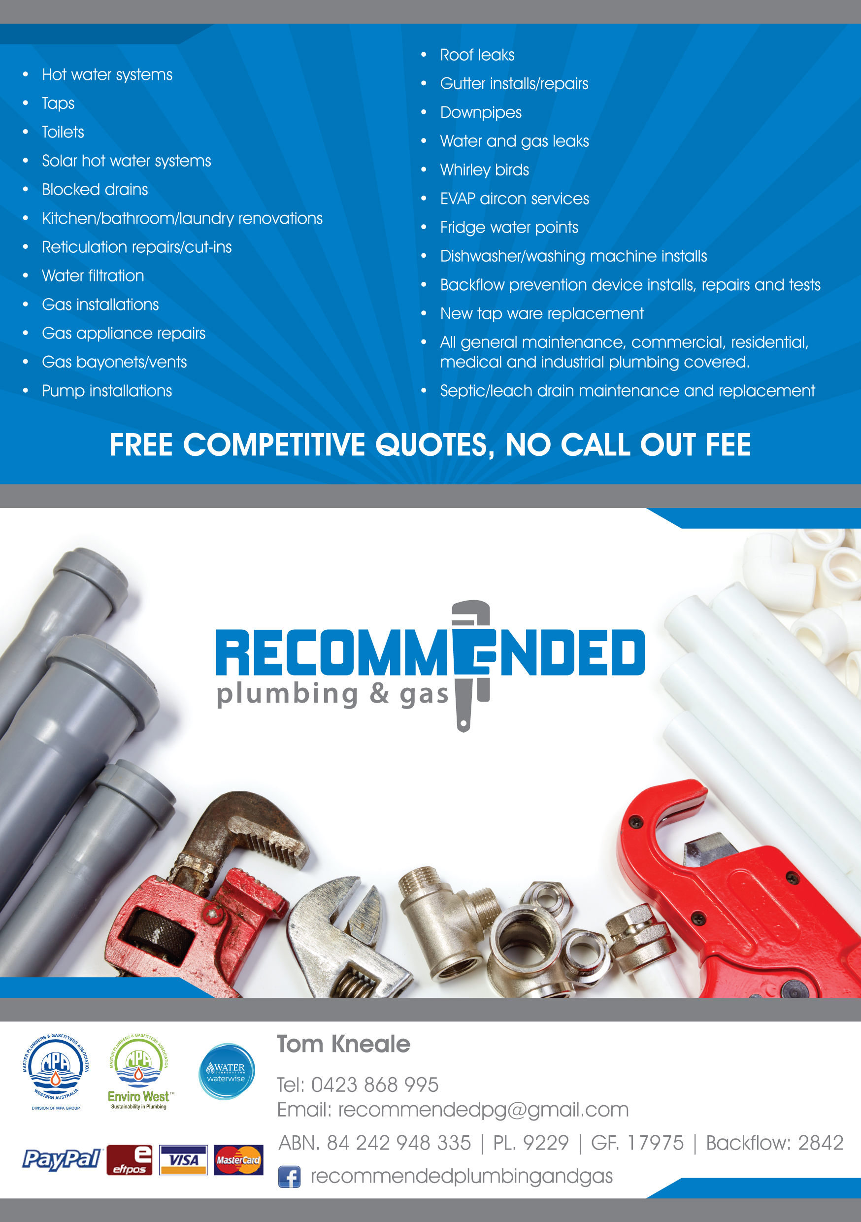 Recommended Plumbing Amp Gas Plumbers Gas Looklocalwa