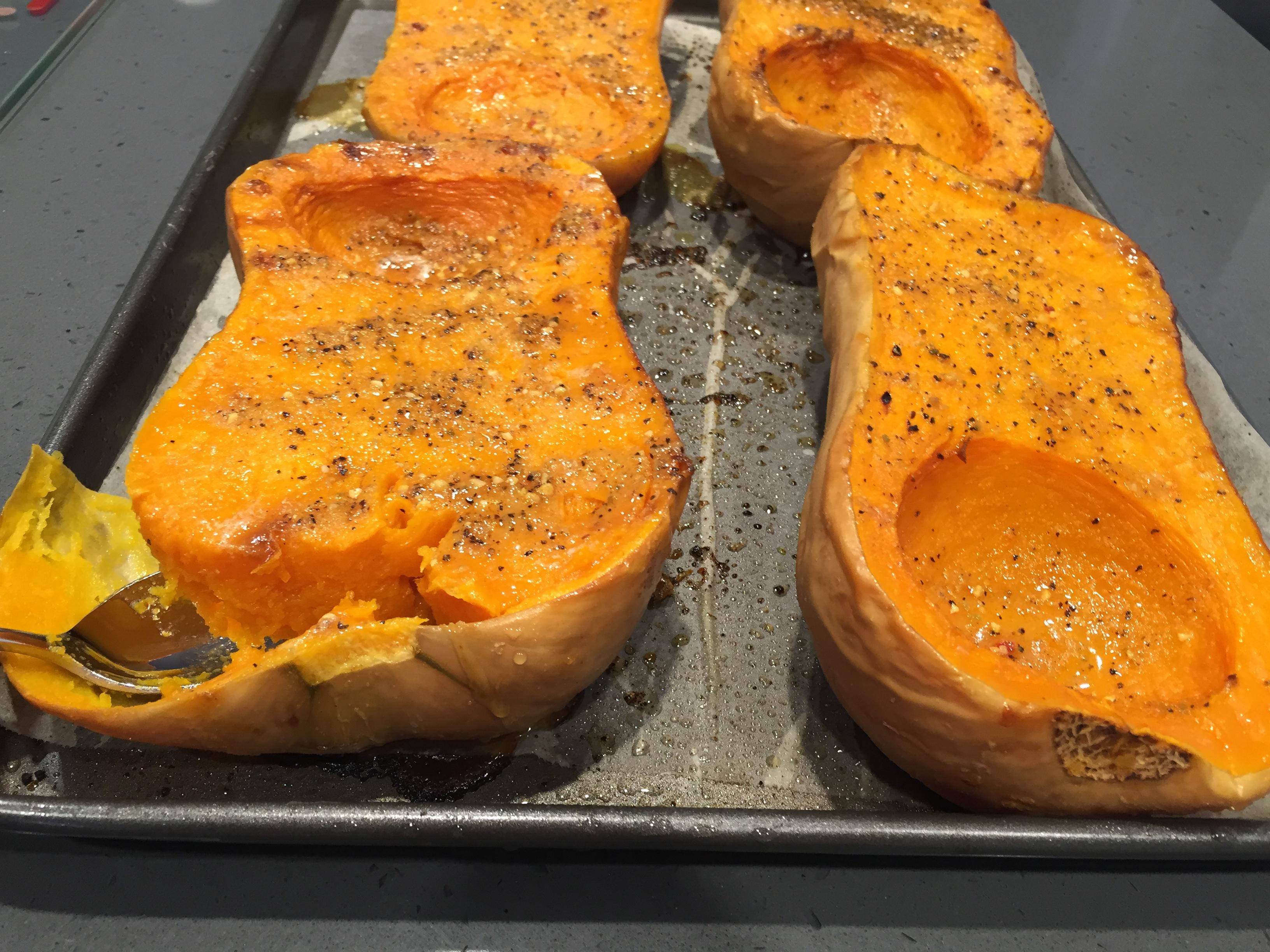 how to cook butternut pumpkin