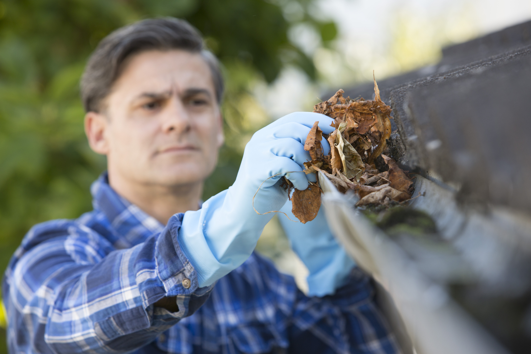 Importance of cleaning your gutters
