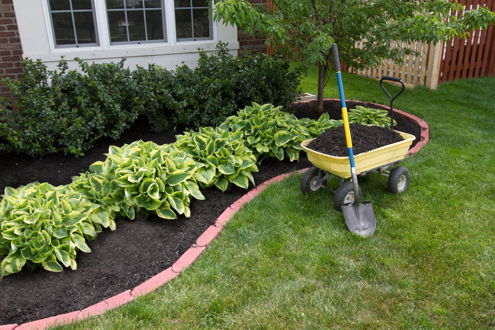 Waterwise garden rewards program gardening services for Landscaping help