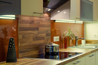 Kitchen splashback options