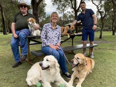 Doggies Day Out returns to Whiteman Park