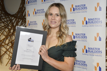 MBA WA celebrates first female Apprentic...
