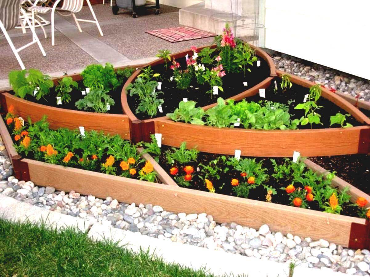 vegetable garden inspiration gardening looklocalwa. Black Bedroom Furniture Sets. Home Design Ideas
